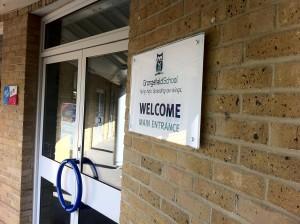 Grangefield Entrance Signage Design